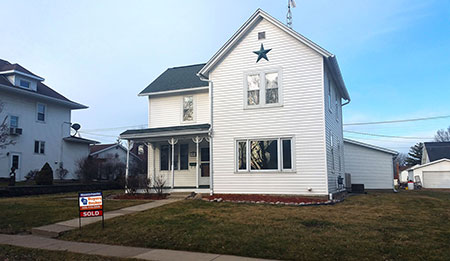 309 N Main St Cuba City Wi 53807, Buyers Broker